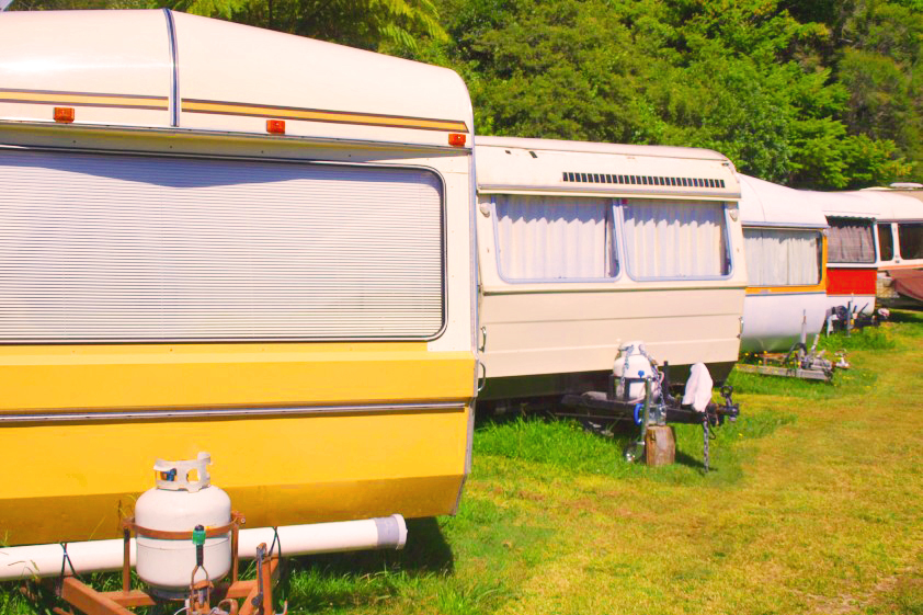 A guide to buying a second hand caravan
