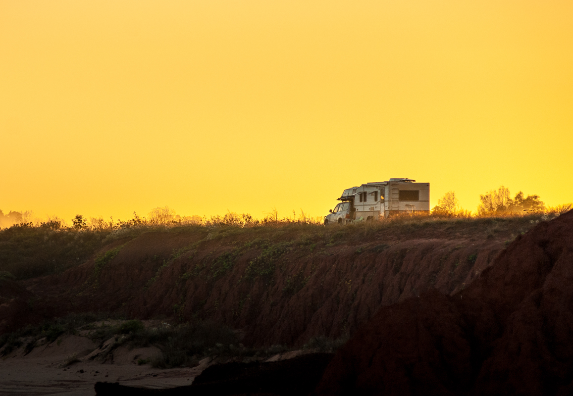 4. Broome Beach Camps WA