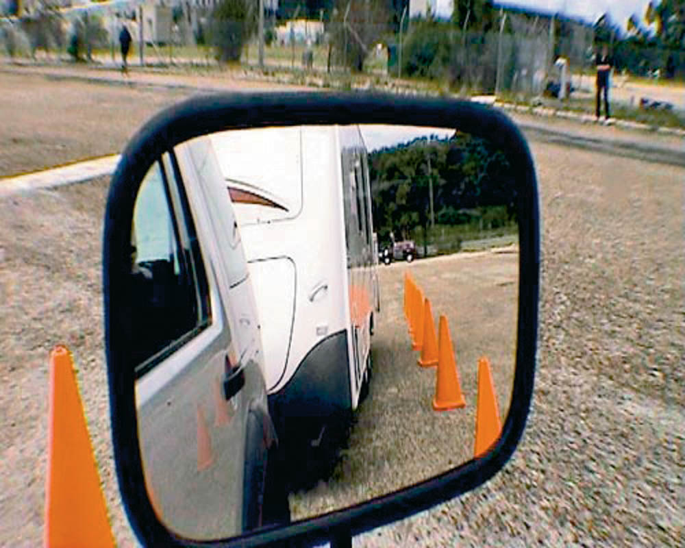Tow mirrors 1