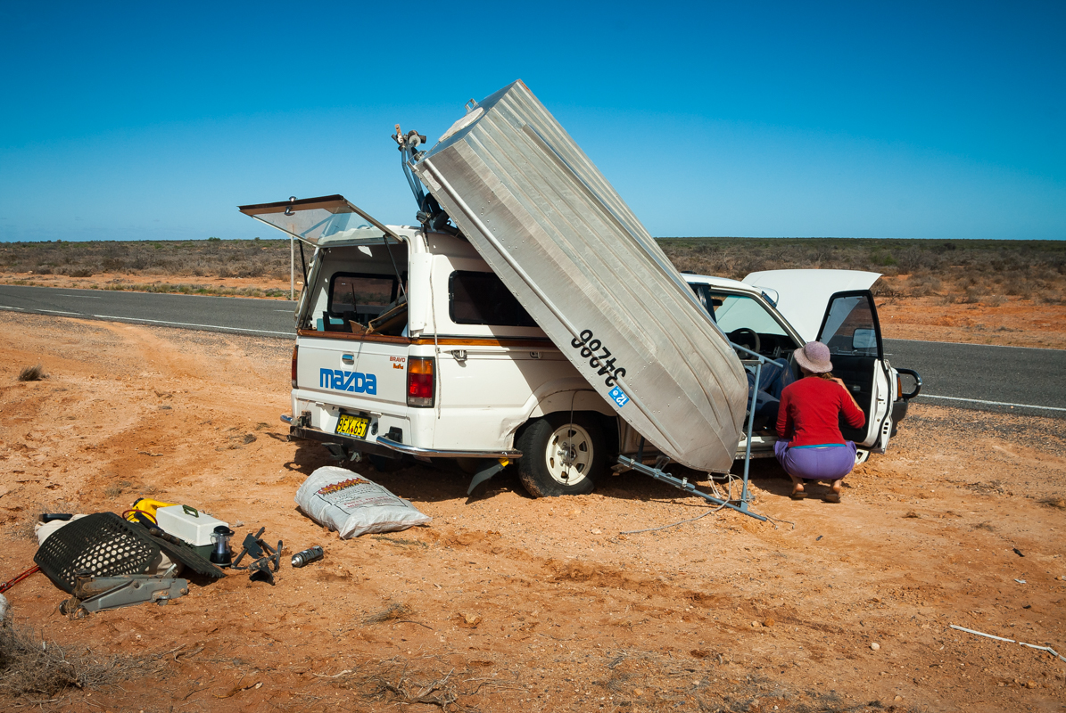 8.An extensive first aid kit is one off-road essential just about everyone agrees upon