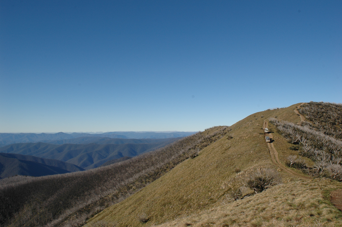 Touring The Nsw And Vic High Country With A Caravan
