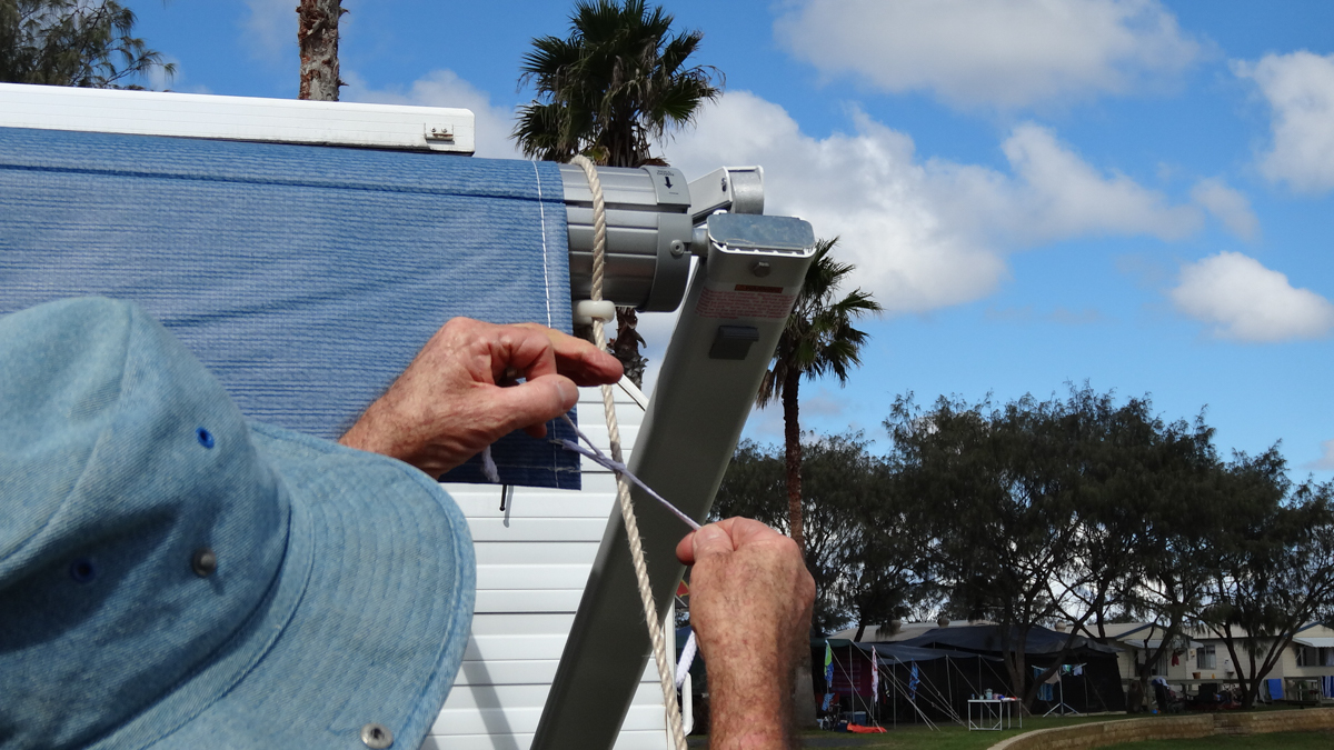How To Best Preserve Your Caravan Awning - Without A Hitch ...