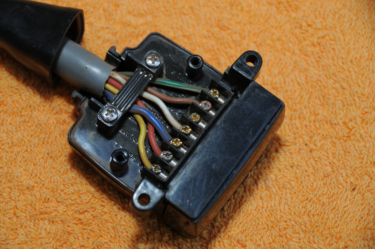 Generous 4pdt Switch Schematic Tiny Hh 5 Way Switch Wiring Clean 3 Pickup Guitar Ibanez Hsh Young Les Paul Pickup Wiring DarkDiagram Of Solar System Twelve Pin Trailer Plug Guide For Caravanners   Without A Hitch ..