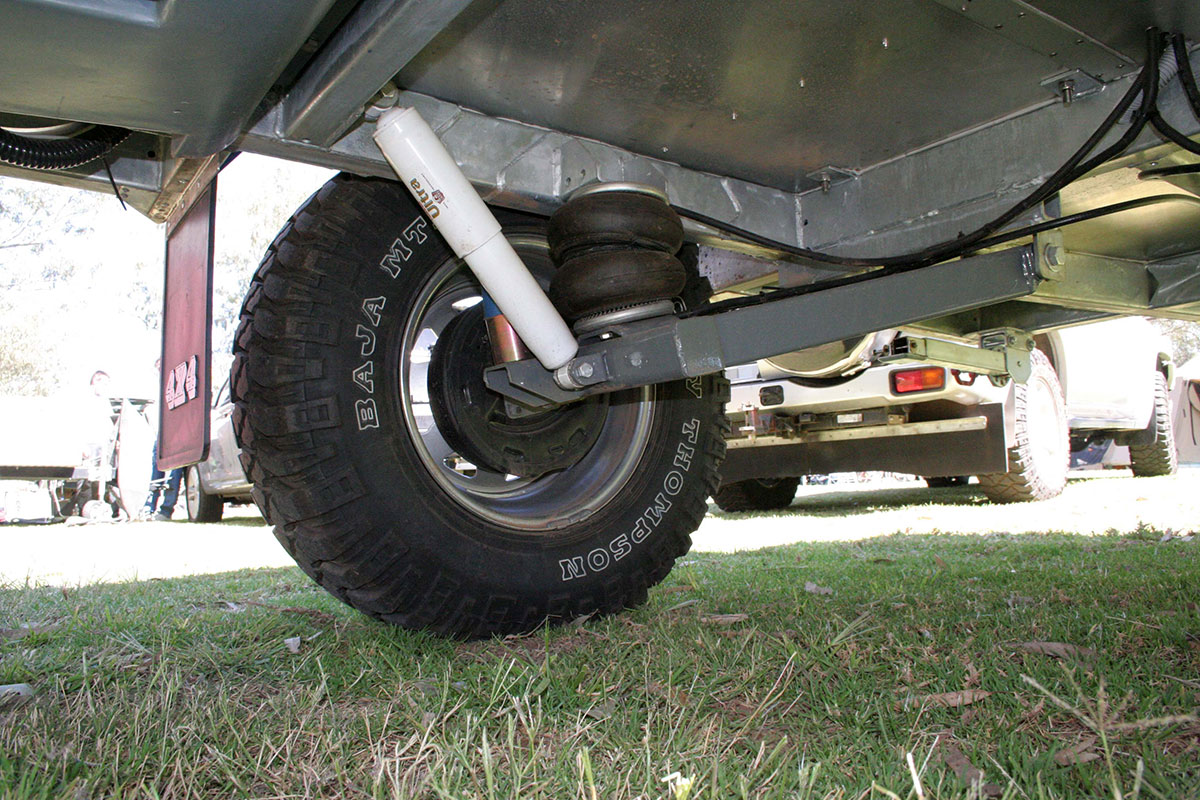 Trailer Suspension Explained Without A Hitch Boat Lights Are Easy To Understand And Change Air Ride