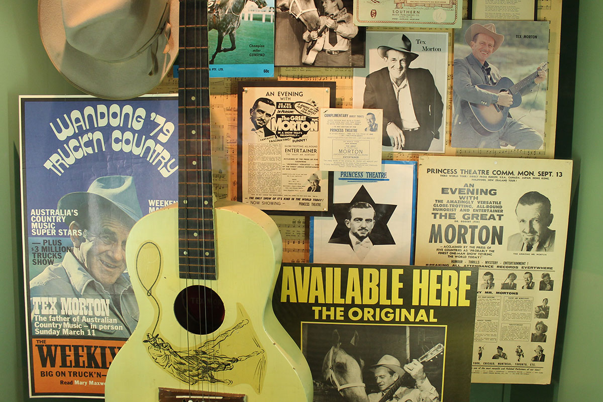 Australian country music posters