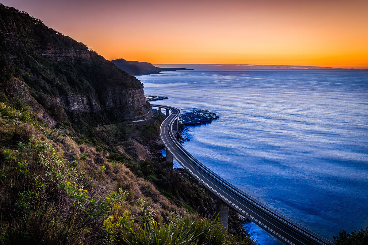Seacliff Bridge