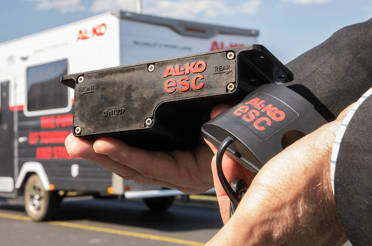 A Guide To Electronic Stability Control Esc For Caravans