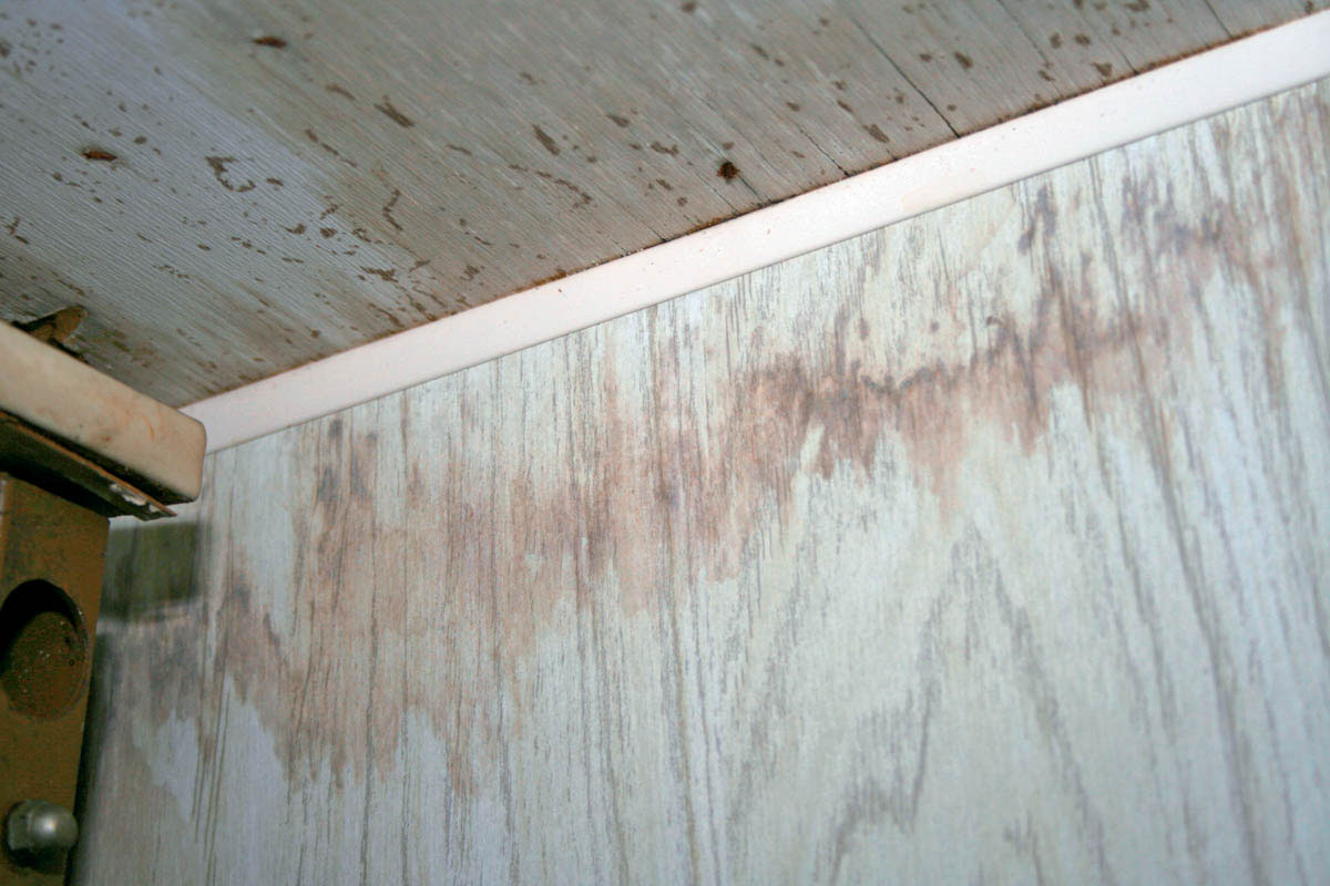Water-damage-on-the-walls-of-a-caravan